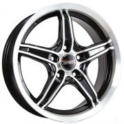 Tech-Line 536 alloy wheels