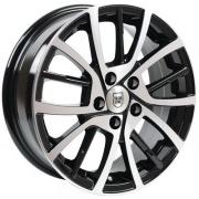 Tech-Line 548 alloy wheels