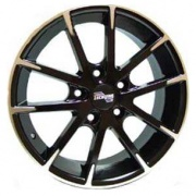 Tech-Line 617 alloy wheels
