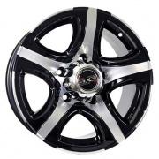 Tech-Line 622 alloy wheels