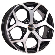 Tech-Line 632 alloy wheels