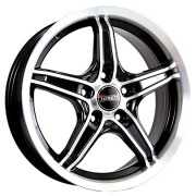 Tech-Line 636 alloy wheels