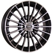 Tech-Line 637 alloy wheels