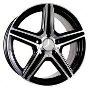 Tech-Line 638 alloy wheels