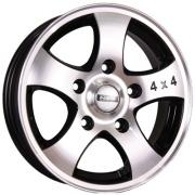 Tech-Line 641 alloy wheels