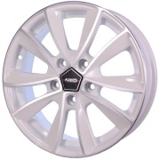Tech-Line 642 alloy wheels
