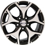 Tech-Line 653 alloy wheels