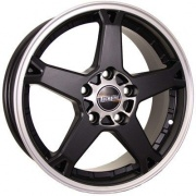 Tech-Line 656 alloy wheels