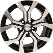 Tech-Line 657 alloy wheels