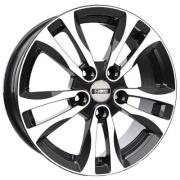 Tech-Line 658 alloy wheels