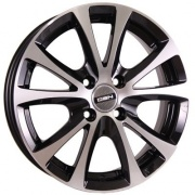 Tech-Line 659 alloy wheels