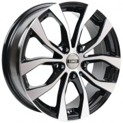 Tech-Line 662 alloy wheels