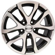 Tech-Line 664 alloy wheels