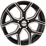 Tech-Line 666 alloy wheels
