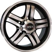 Tech-Line 669 alloy wheels