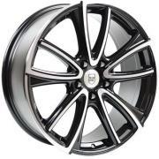 Tech-Line 672 alloy wheels