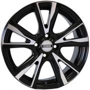 Tech-Line 674 alloy wheels