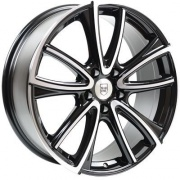 Tech-Line 682 alloy wheels