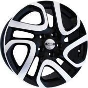 Tech-Line 700 alloy wheels