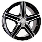 Tech-Line 708 alloy wheels