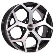 Tech-Line 721 alloy wheels