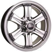 Tech-Line 722 alloy wheels