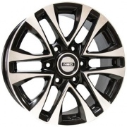 Tech-Line 732 alloy wheels