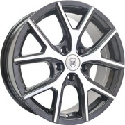 Tech-Line 735 alloy wheels
