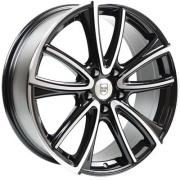 Tech-Line 772 alloy wheels