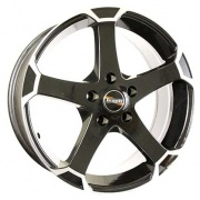 Tech-Line 802 alloy wheels