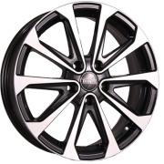 Tech-Line 812 alloy wheels