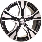 Tech-Line 814 alloy wheels