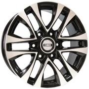 Tech-Line 832 alloy wheels