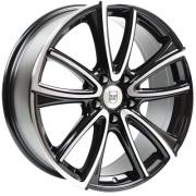 Tech-Line 872 alloy wheels