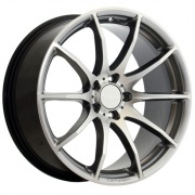 Tomason TN1 alloy wheels