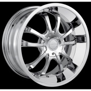 Touren TR-5 alloy wheels
