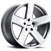TSW Bristol alloy wheels