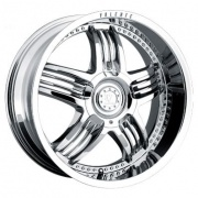 Valente V3 alloy wheels