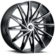 VCT Wheels V86 alloy wheels