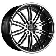 Vertini Hennessey alloy wheels