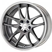 Work Wheels EmotionCR2P alloy wheels