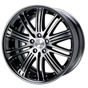 Work Wheels VarianzaF2S alloy wheels