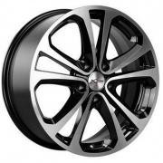 X'trike X-113 alloy wheels