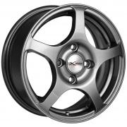 X'trike X-118 alloy wheels