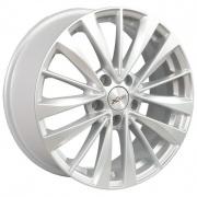 X'trike X-126 alloy wheels