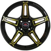 Yokatta Model-35 alloy wheels