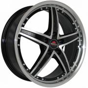 Yokatta Model-55 alloy wheels