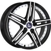 YST Wheels X-1 alloy wheels