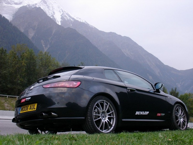 tyres and wheels for alfa romeo brera   prices and reviews