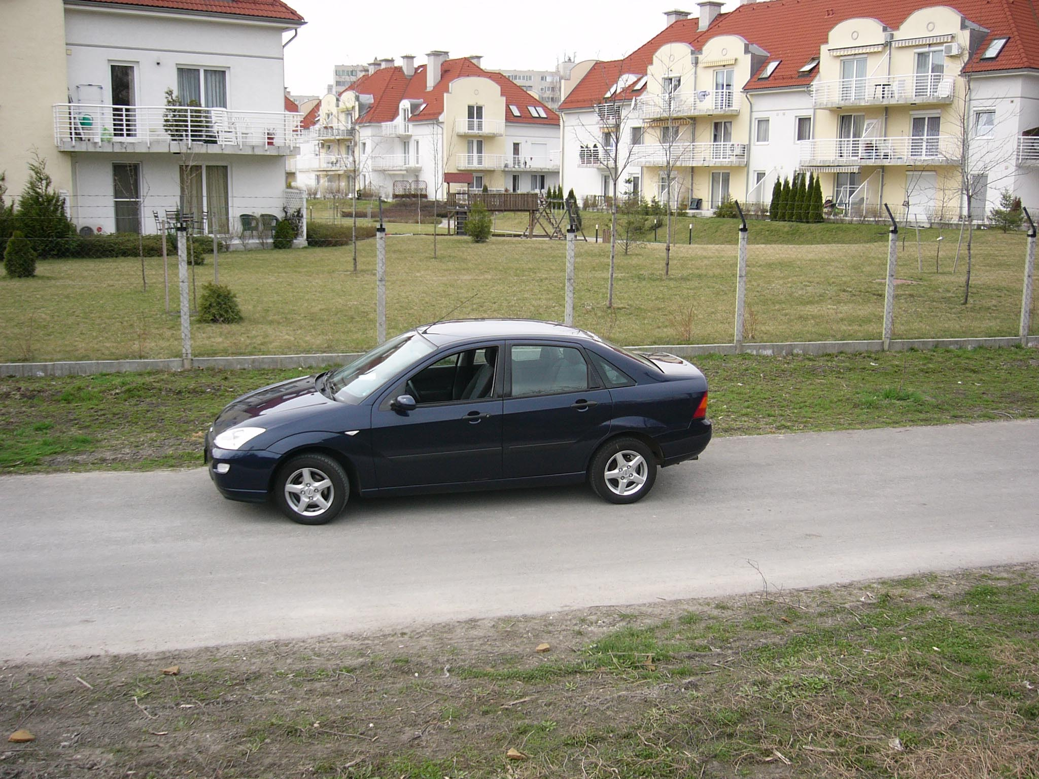 2001 Ford Fiesta In Snow Upcomingcarshq Com